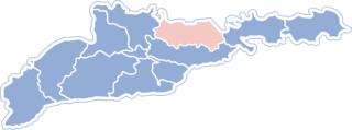 Khotyn Raion Former subdivision of Chernivtsi Oblast, Ukraine