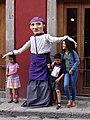 Kids with Papier Mache Marionette - San Miguel de Allende - Mexico (39200361032).jpg
