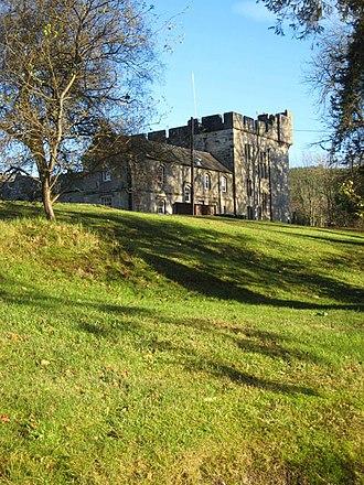 Kielder Forest - Kielder Castle