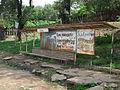 Kigoma Station bench.jpg