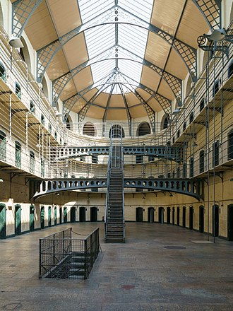 Kilmainham Gaol - Main Hall