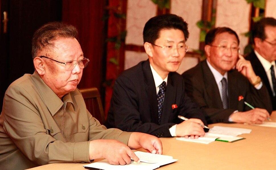 Kim Jong-il 2011-5