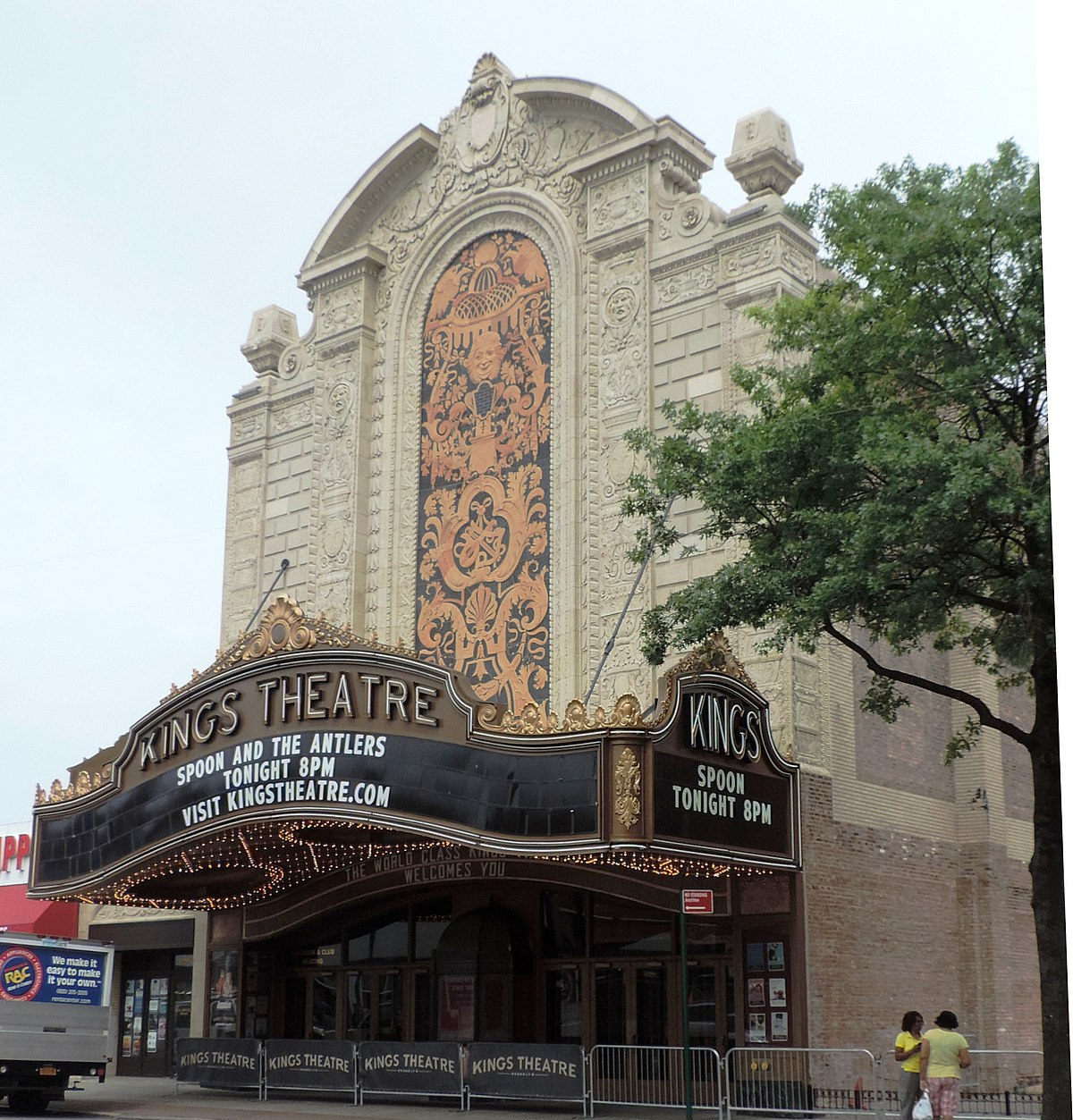 Kings Theatre Brooklyn Wikipedia - 1027 flatbush avenue 11226 brooklyn ny us maps