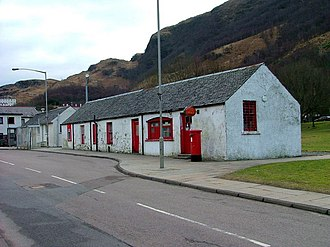 Kinlochleven - Post office