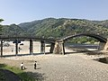 Kintaikyo Bridge on Nishikigawa River 3.jpg