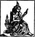 Kircher oedipus aegyptiacus 32 isis minerva.png