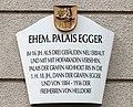 Klagenfurt Herrengasse 12 Palais Egger und Helldorf Beschreibung 23072016 4030.jpg