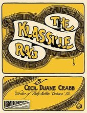 """The Klassicle Rag"", (1911)"