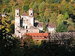 Klosterruine Frauenalb 1