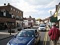 Knowle High Street looking north - geograph.org.uk - 1911054.jpg