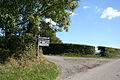 Knowstone, West Bowden entrance - geograph.org.uk - 240741.jpg