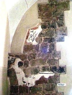 Kościół, ob. par. pw. św. Jana Ewangelisty, 2 poł. XI, XIII-XVI-XVIII wnętrze (1)