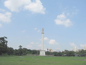 David Ochterlony - Image: Kolkata Sahid Minar