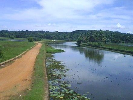 Kodoor River Wikiwand - A long river