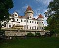 Konopiště château near Benešov, Czech Republic.JPG