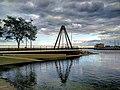 Konstverk, Simrishamns hamn.jpg