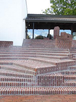 Konventum - Image: Konventum staircase 3