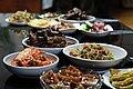 Korean cuisine(Kimchi, Japchae, Galbi, etc.).jpg