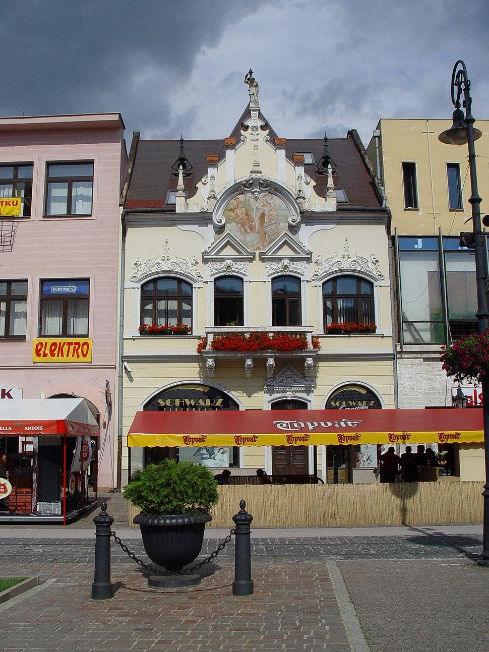 Kosice (Slovakia) - The House of Beggar
