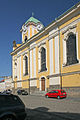 Kostel sv. Petra a Pavla (Úštěk), Vnitřní Město, Mírové náměstí 02.JPG