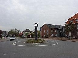 Klever Straße in Kranenburg