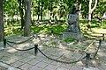 Kropivnytsky's grave.JPG