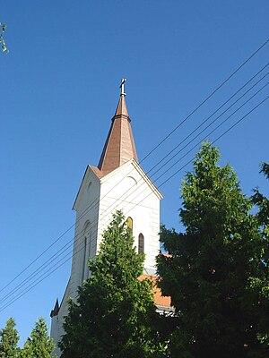 Kruščica, Bela Crkva - Image: Kruščica, Catholic Church