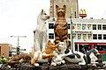 Kuching Cat Statue - 01.JPG