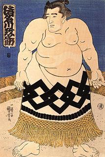 <i>Rikishi</i> professional sumo wrestler