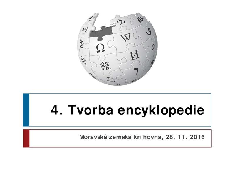 File:Kurz psaní Wikipedie 4 Tvorba encyklopedie 2016-11.pdf