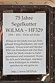 Kutter Wilma Stadthafen HRO Infopanel HBP 2011-05-02.jpg