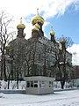 Kyiv Pokrova Monastery - Mykolaivskyi cathedral.jpg