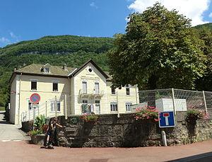 Argis - Image: L'école d'Argis
