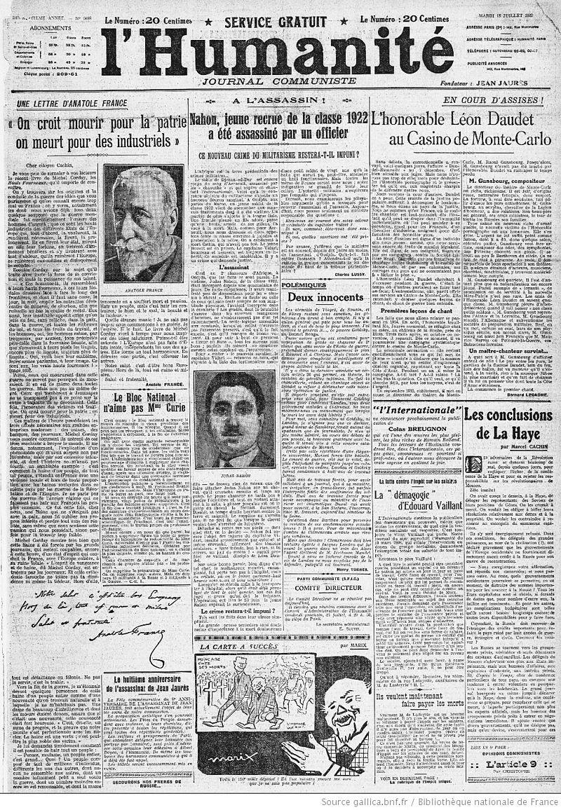 L'Humanité 18 Juillet 1922.jpg
