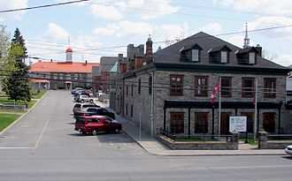 L'Orignal, Ontario - Image: L'Orignal ON 1