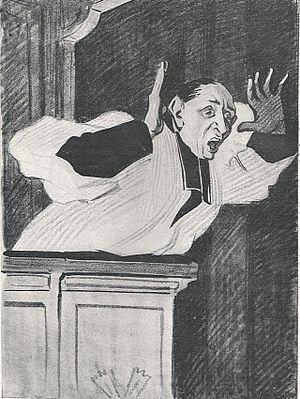 Abbé Jules - Hermann-Paul, L'Abbé Jules, 1904