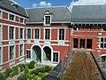 LIEGE Palais Curtius - actuel Musée Curtius - cour intérieure (12-2013).JPG