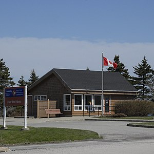 Lower West Pubnico, Nova Scotia - Lower West Pubnico Post Office