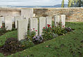 La Chaudiere Military Cemetery -11.JPG