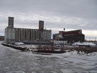 Labatt Brewing Company - Labatt Blue Pond Hockey tournament in Buffalo, New York (2014)