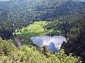 Lac de Retournemer, vu de la roche du Diable. 19-05-2007.JPG