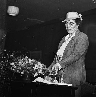Raphael Cilento - Lady Cilento 1943