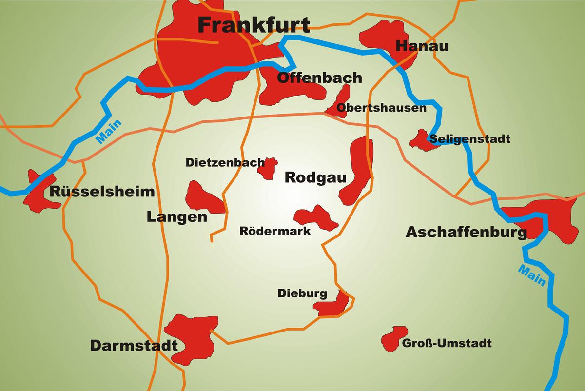 Rodgau Frankfurt