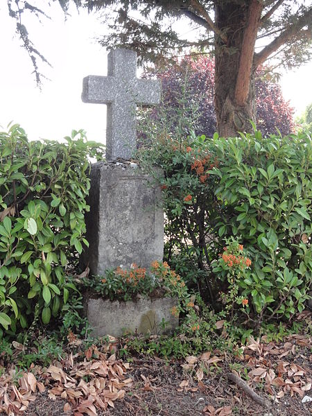 Lagney (Meurthe-et-M.) croix de chemin