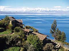 Lake Titicaca -
