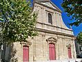 Lambesc - Facade Notre de Dame de l'Assomption.JPG