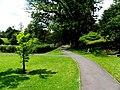 Lane, Dungannon Park - geograph.org.uk - 2494994.jpg