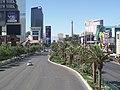 Las Vegas Strip from New York New York Hotel and Casino.jpg