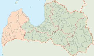 Kurzeme Planning Region Planning Region in Latvia