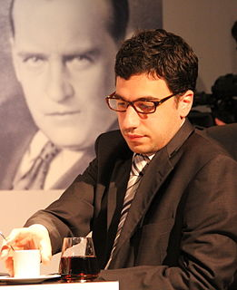 Laurent Fressinet French chess player